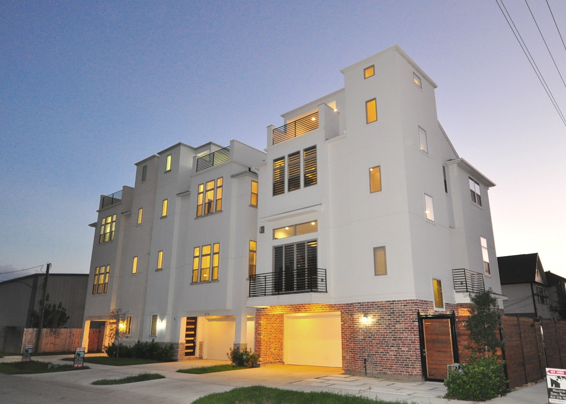 cottage grove modern - Houston Modern Homes